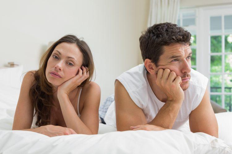 Casais brasileiros estão cada vez mais insatisfeitos com a vida sexual